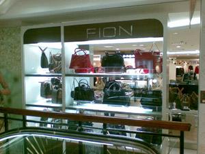 Fion Shop Shanghai